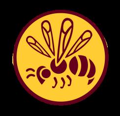 1 abeja